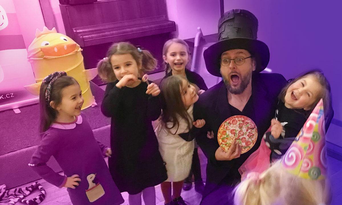 Kouzelník pro děti | Vtipná zábava na vaší akci