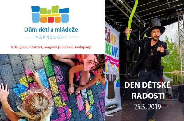 Kouzelník Varnsdorf Den dětské radosti