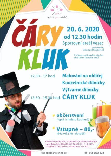 Kouzelník pro děti v Kozákově | Zábava pro děti i dospělé