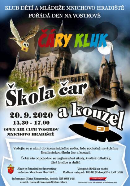Škola čar a kouzel Mnichovo Hradiště | Čáry Kluk