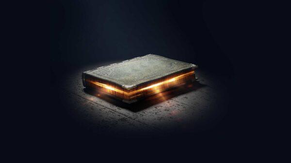 Kouzelná magická kniha